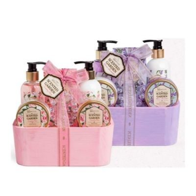*40306 IDC INSTITUTE Scented Garden 6Pcs Box