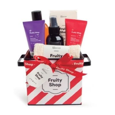 *40309 IDC INSTITUTE Fruity Shop 6Pcs Box
