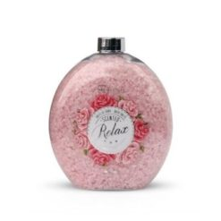 40902 IDC Inst.Scented Relax Bath Salts 900GR Roses