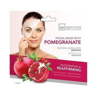5858 *IDC INSTITUTE Mascara Frutas Con Granada 22gr