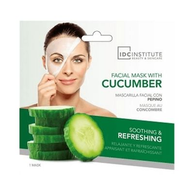 5865 IDC INST. Face Mask Cucumber