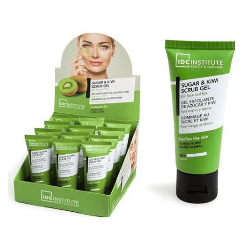 7702 IDC Institute Sugar And Kiwi Scrub Gel 60ML – DS Cosmetics (1)