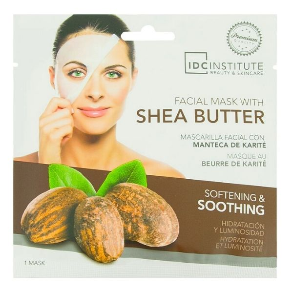 _3091 IDC Institute – Face mask with Shea Butter – Softening and Soothing