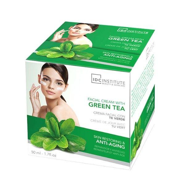 _40714 IDC Institute – Facial cream – Green Tea