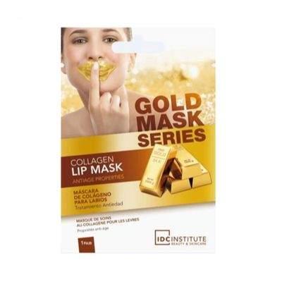 3421 IDC INSTITUTE Gold Collagen Lip Mask