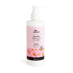 *40750 IDC Institute - Natural's Body Lotion - Rose Hip