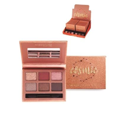 IDC MAGIC STUDIO 6 Eyeshadow COSMIC palette NW 10gr